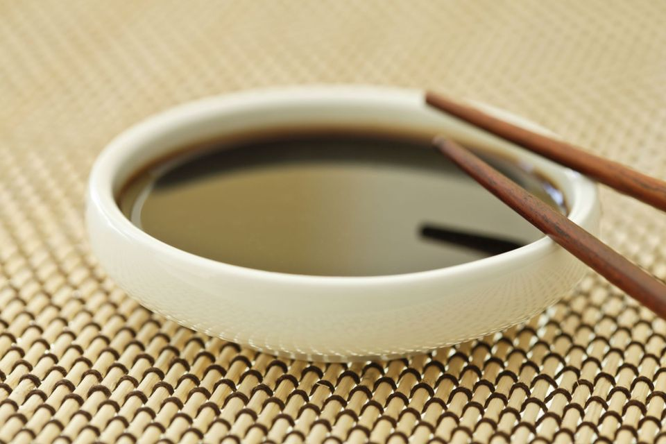 Soy Sauce Dressing