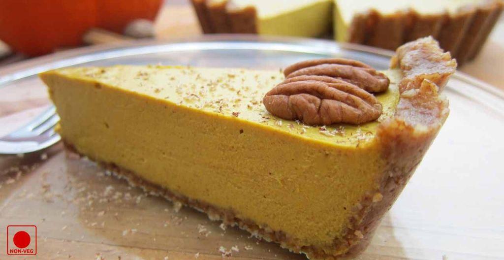 Ginger Pumpkin Pie