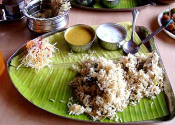 Famous dishes of Andhra Pradesh