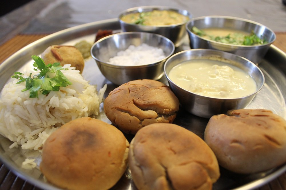 Traditional food of Rajsthan