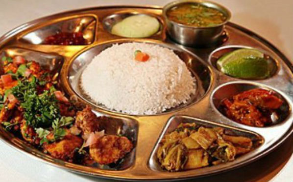 Delicious dishes from Sikkim