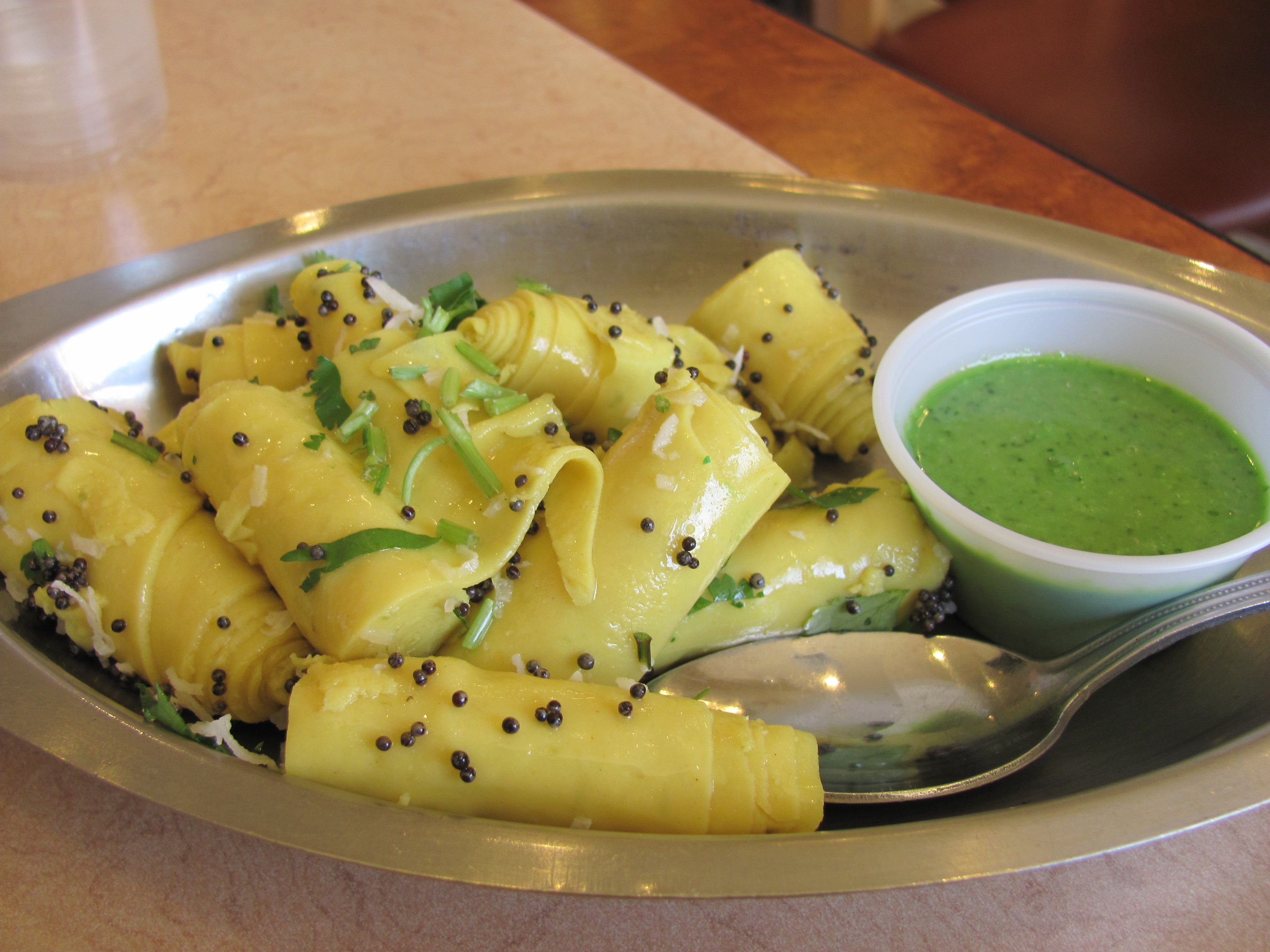 Delicious dishes from Gujarat