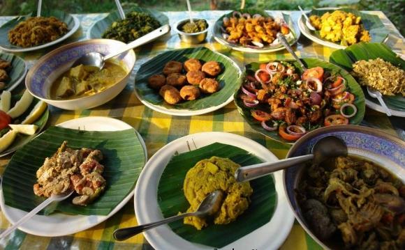 Food of Assam