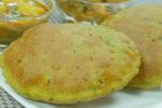 Peas Masala Poori
