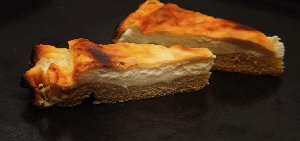 Apple Cake With Caramel Pecan Glaze