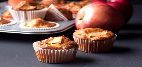 Apple Cup Cakes