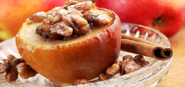Baked Apple Surprise