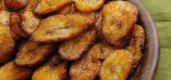 Banana Pitha
