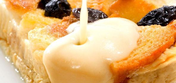 Beginners Bread Pudding