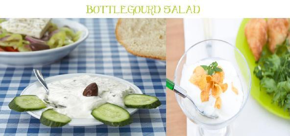 Bottle Gourd Salad