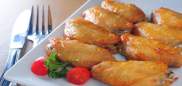 Caramelised Baked Chicken