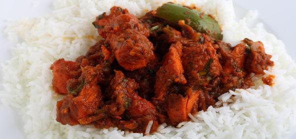 Chicken Chukka Masala