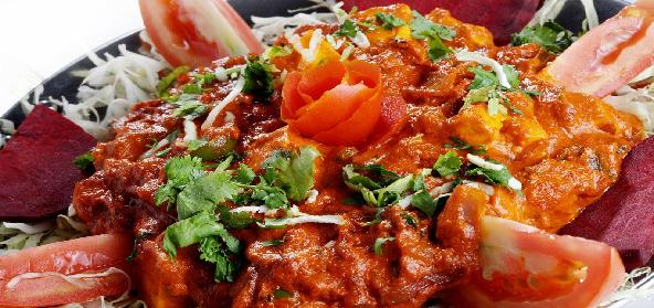 Chilli Paneer With Tomatoes