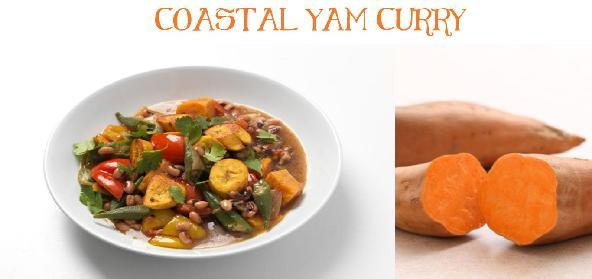 Coastal Yam Curry