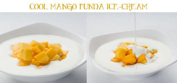 Cool Mango Funda Ice Cream