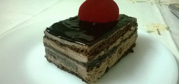 Double Decker Mud Cake