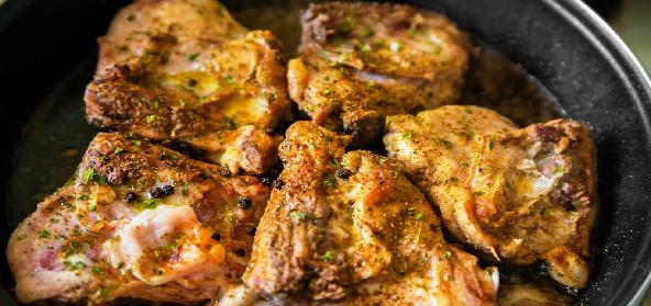 Easy Chicken Fry For Parties