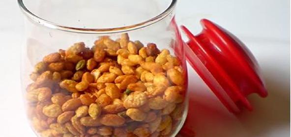 Field Beans Fried Snack