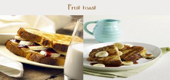 Fruit Toast