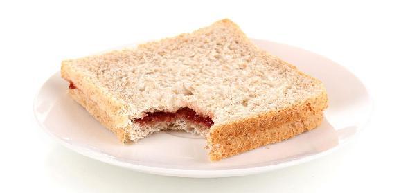 Fruity Sandwich