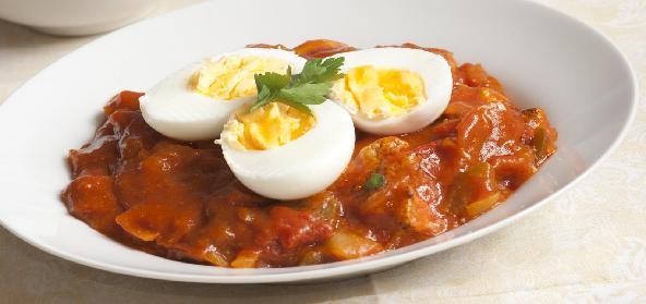 Gheewala Egg Curry