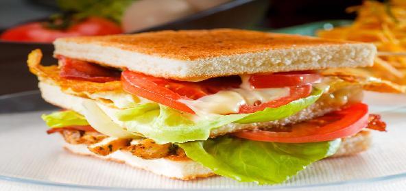 Grilled Veggie Sandwiches