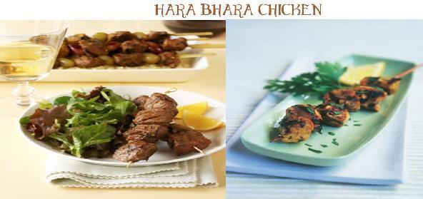 Hara Bhara Chicken