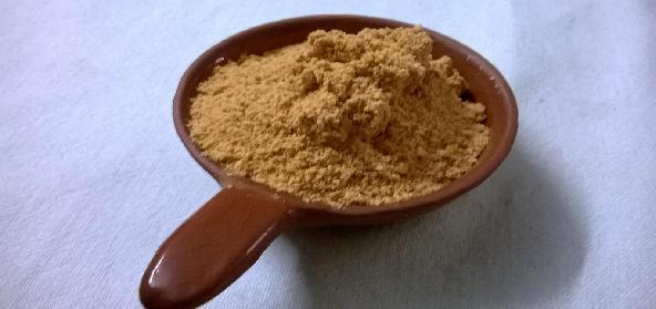 Kollu Paruppu Podi Horse Gram Dal Powder