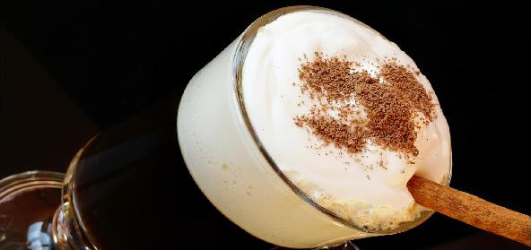 Low Calorie Irish Coffee