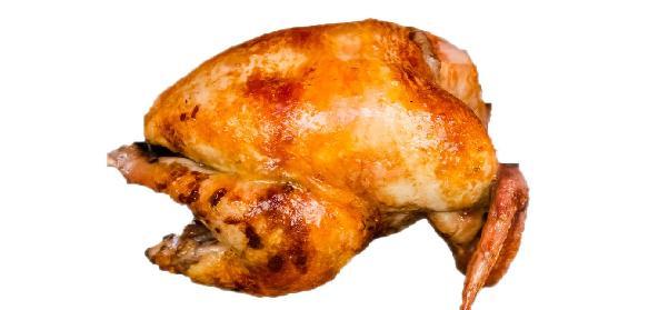 Microwave Roast Chicken