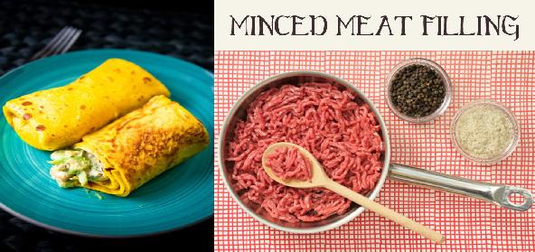 Minced Meat Filling