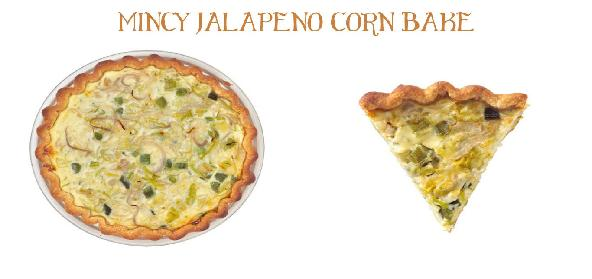 Mincy Jalapeno Corn Bake