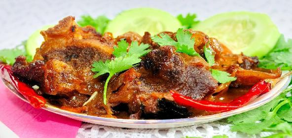 Mughlai Mutton Gatta – RasoiTime