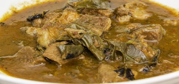 Old Madras Pork Curry