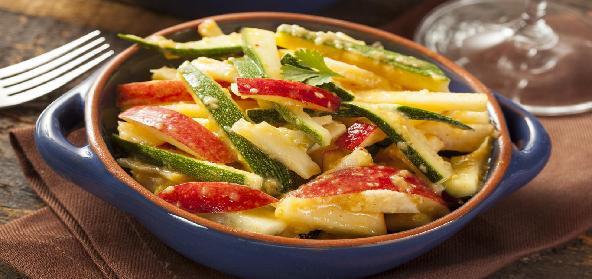 Plain Slimmer Salad Low Cal Food