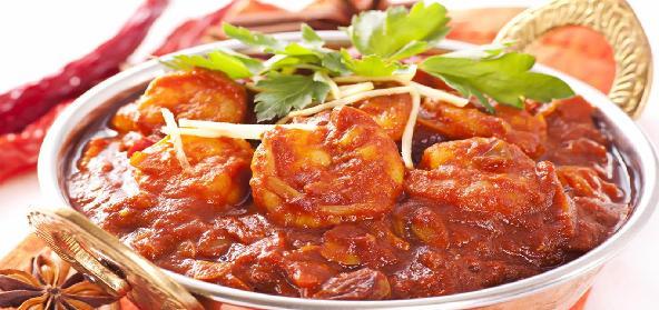 Prawn Curry Konkani Style