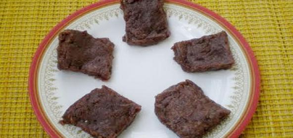 Ragi Duddali With Sugar