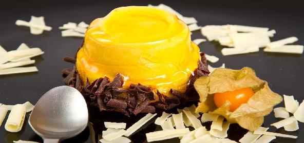 Simple Mango Pie