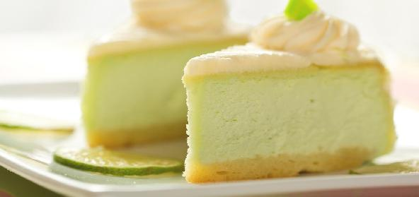 Special Lime Cheese Cake
