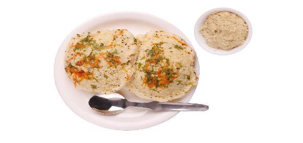 Special Wheat Rava Idli