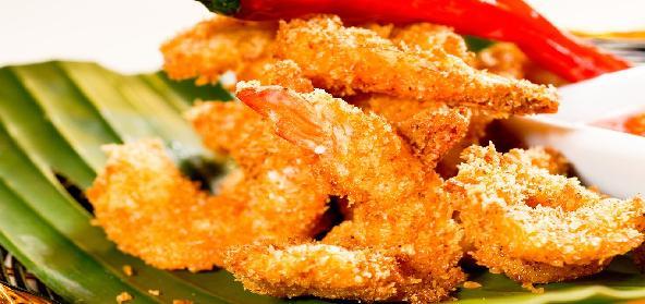 Spicy Crispy Shrimps