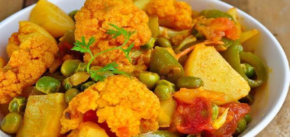 Spicy Tender Vegan Mix