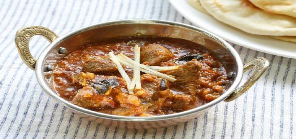 Stewed Mutton Curry
