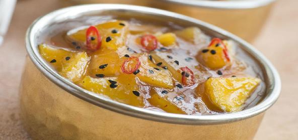 Sweet N Sour Mango Chutney