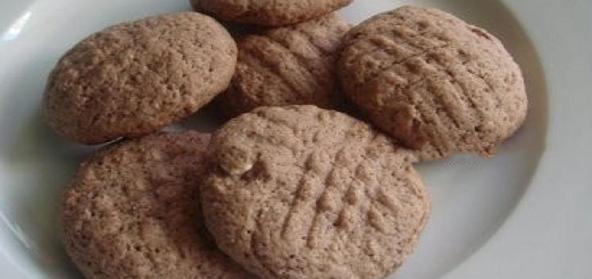 Vegan Ragi Cookies
