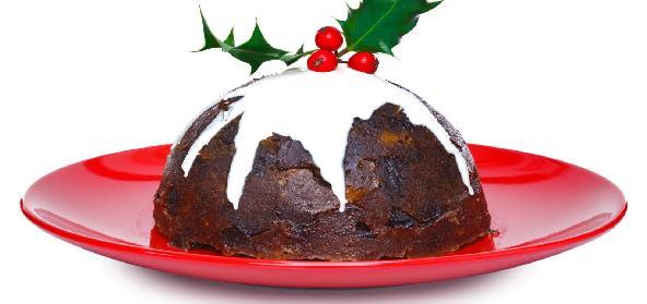 Xmas Plum Pudding